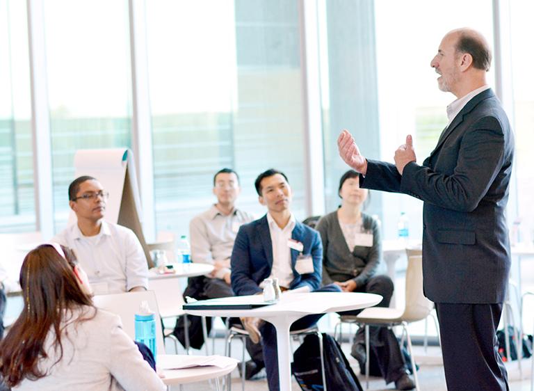 Speaking Application Coaching