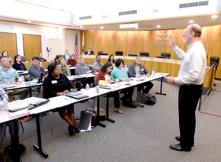 Speaking Experiential Workshops